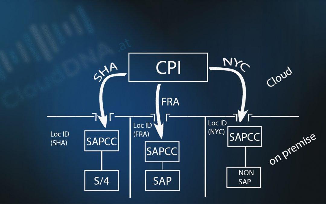 SAP Cloud Connector Location Identifier richtig nutzen!