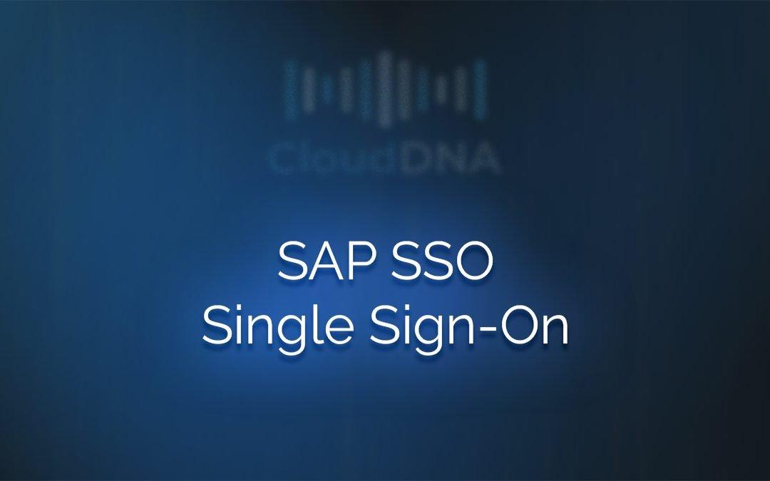 Single Sign-On in der SAP BTP (SAP Cloud Platform)