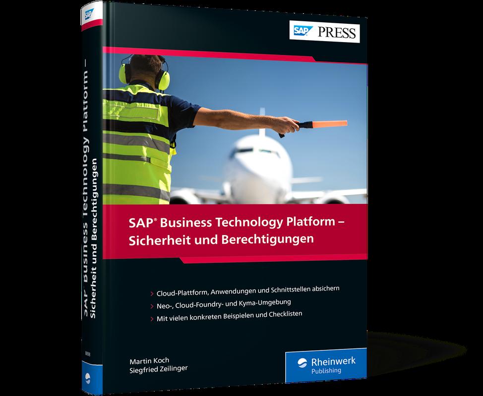 SAP Business Technology Platform - Sicherheit und Berechtigungen clouddna SAP Beratung Österreich Deutschland und Schweiz