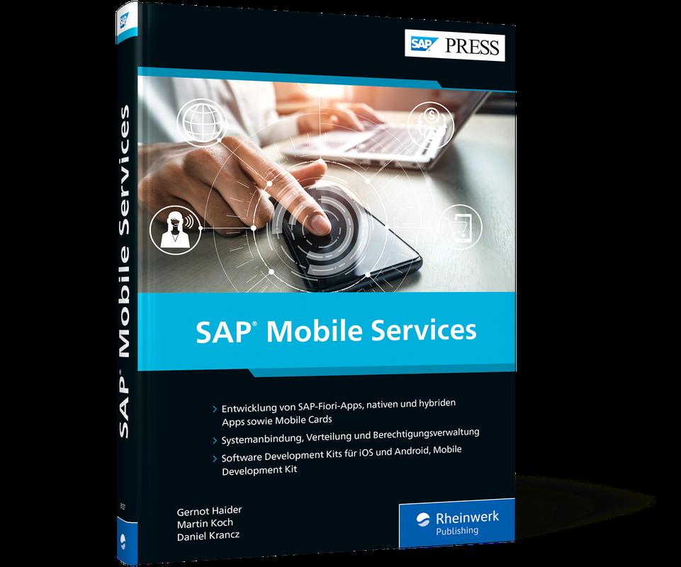 SAP Mobile Services - Cover