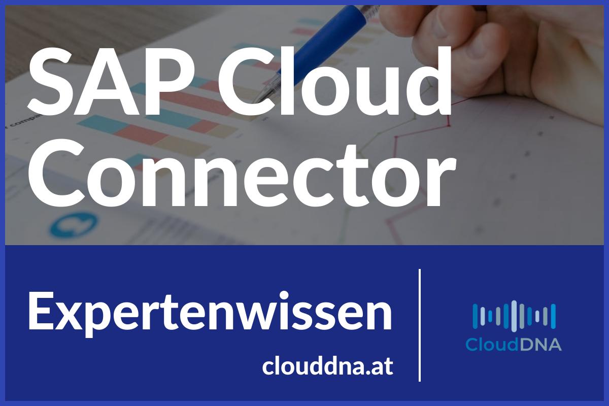 SAP Cloud Connector