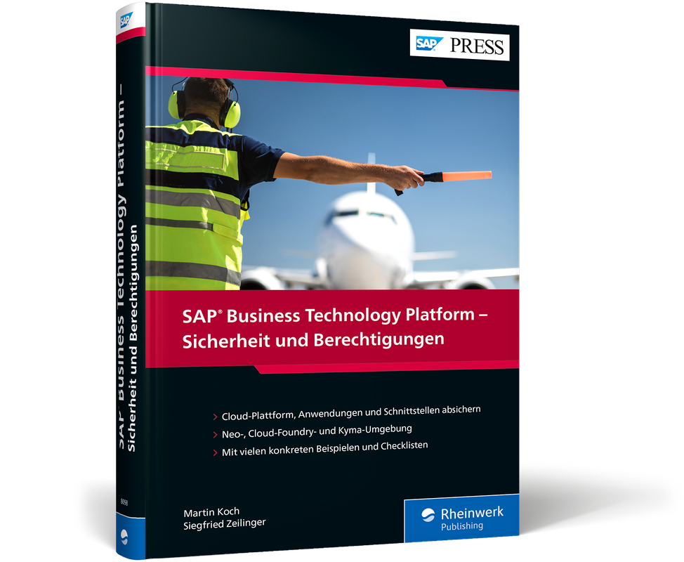 SAP Business Technology Platform – Sicherheit und Berechtigungen